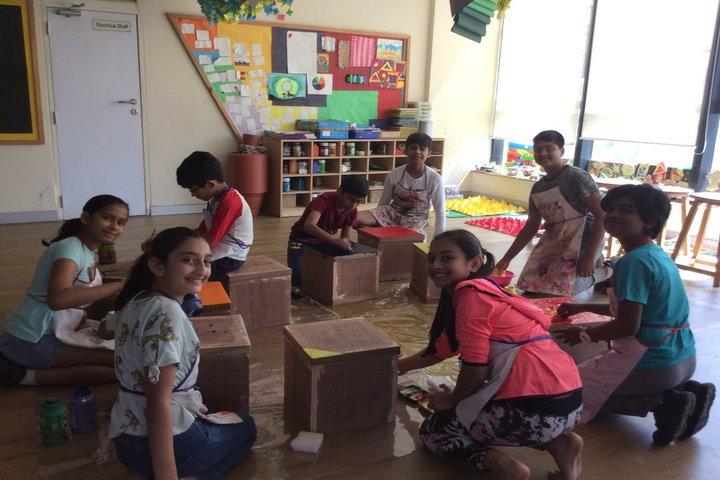 Mount Litera School-Activity