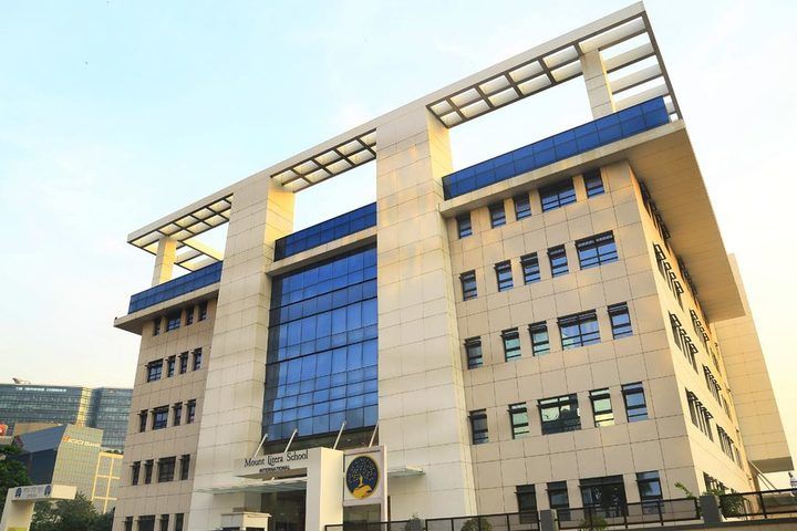 Mount Litera School-Building