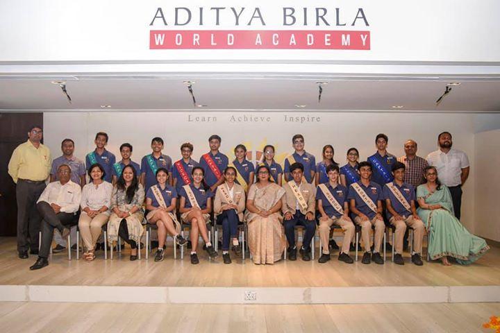 Aditya Birla World Academy - The Commonwealth at 70