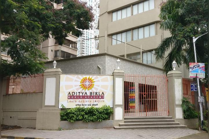 Aditya Birla World Academy - School Building