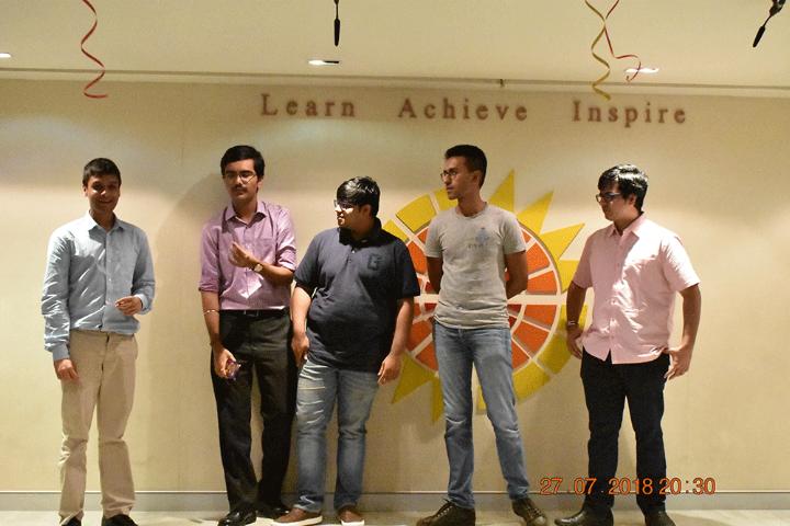 Aditya Birla World Academy - Alumni Reunion