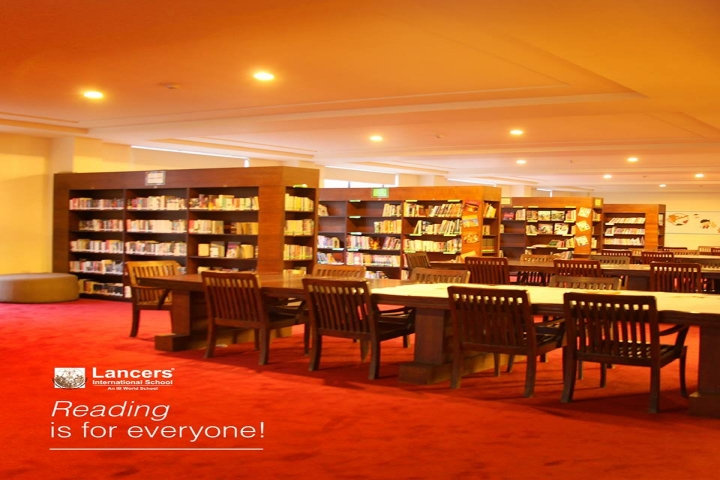 Library of School