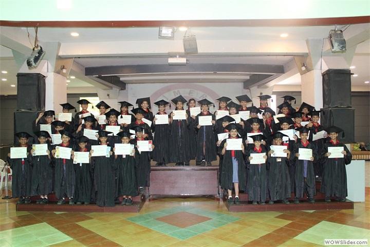 Graduation of School