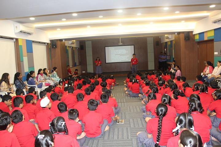 Av room of School