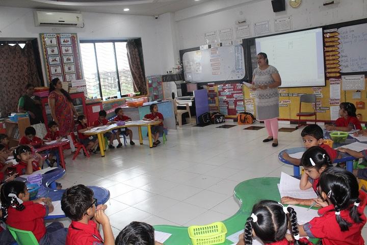 Classroom-primary