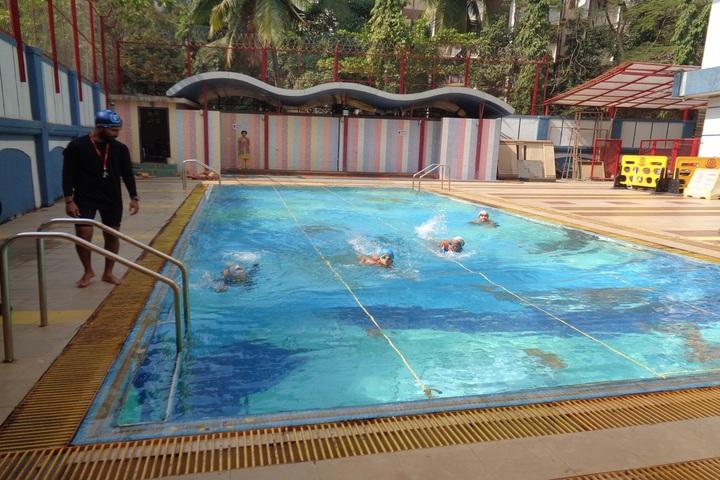 Swimming of School