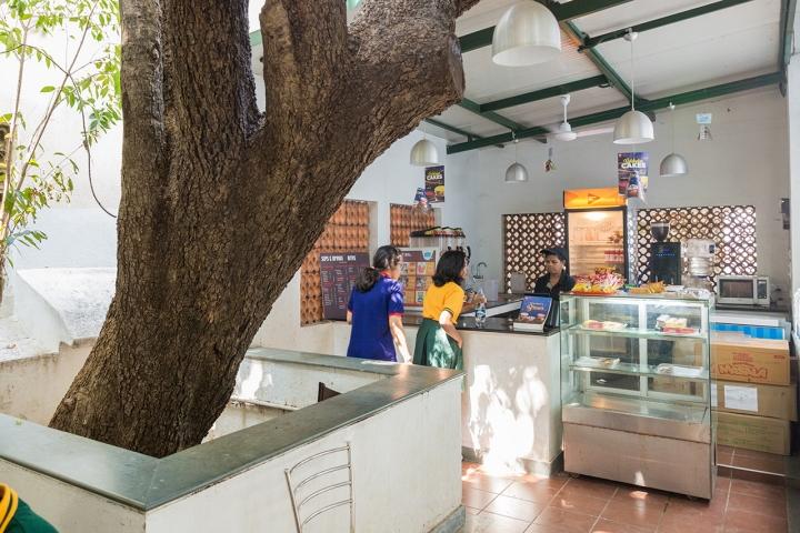 M.C.T.M Chidambaram Chettyar International School-Cafeteria