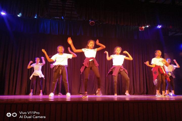 M.C.T.M Chidambaram Chettyar International School-Dance
