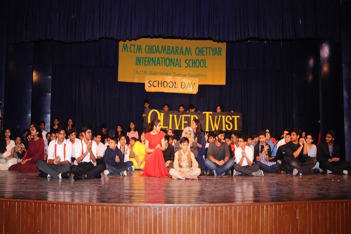 M.C.T.M Chidambaram Chettyar International School-Event