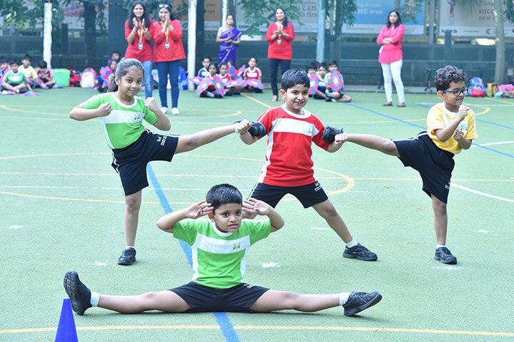 Mainadevi Bajaj International School-School Players