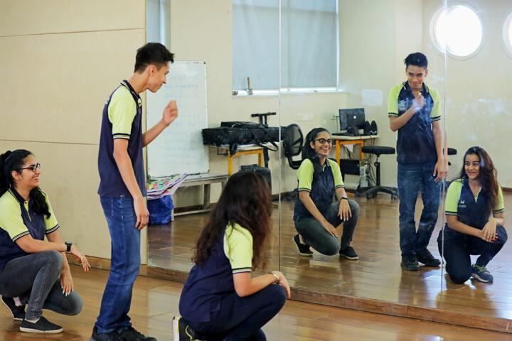 Mainadevi Bajaj International School-School Play