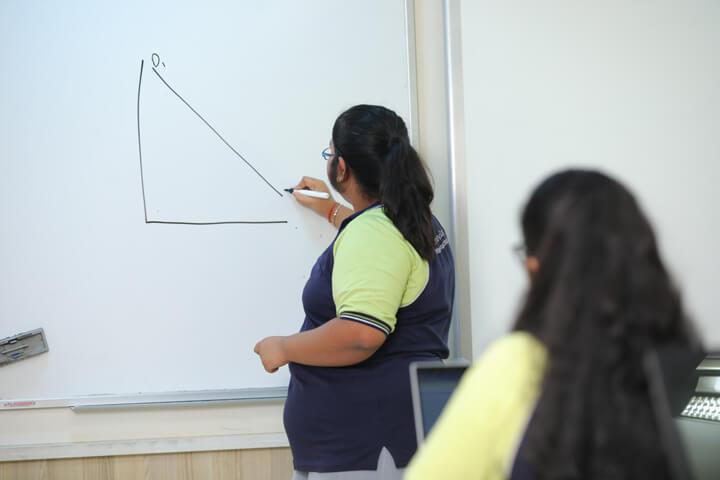 Mainadevi Bajaj International School-Class Room