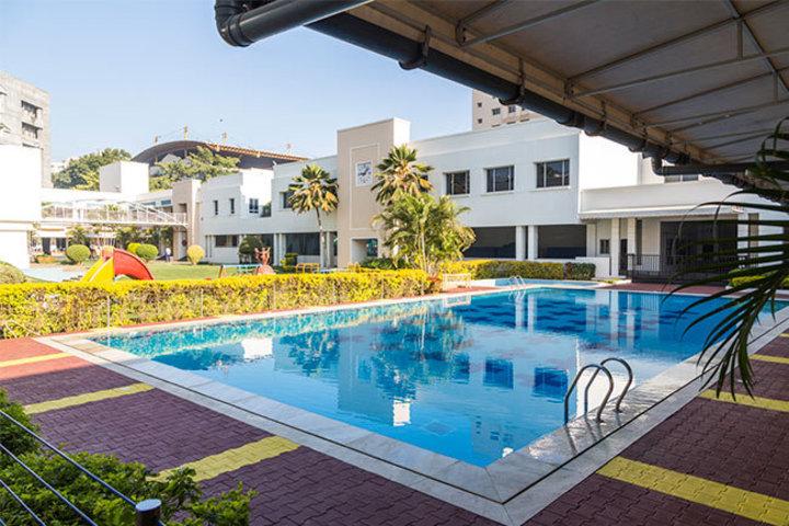 Mahindra International School-Swimming Pool