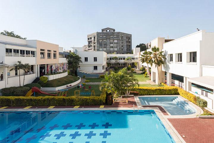 Mahindra International School-Campus Area