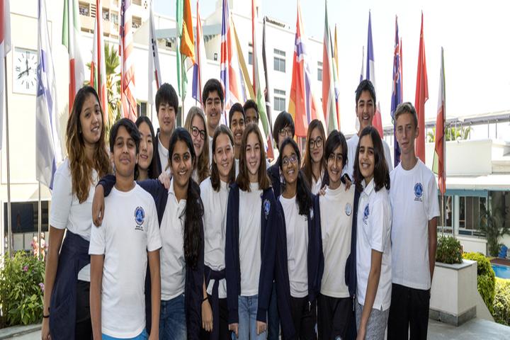 Mahindra International School-Events