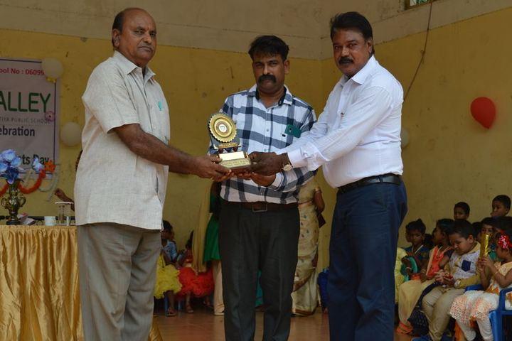 Kakatiya Public School - Award Receiving