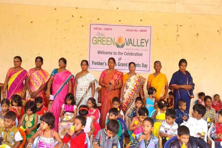 Kakatiya Public School - Grand Parents Day