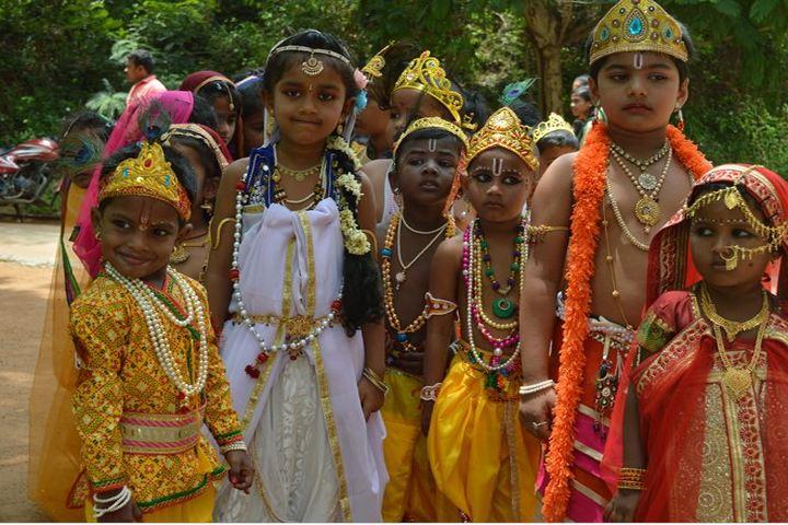 Kakatiya Public School - Krishnashtami