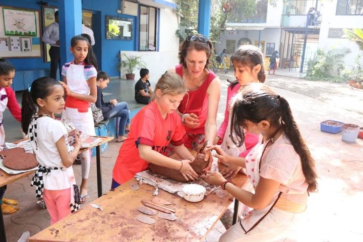 Mahatma Gandhi International School-Activity