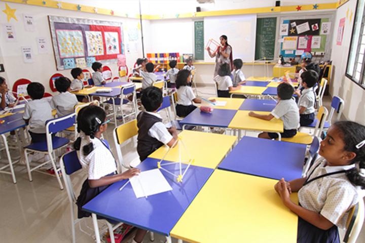 CHIREC International School-Class Room