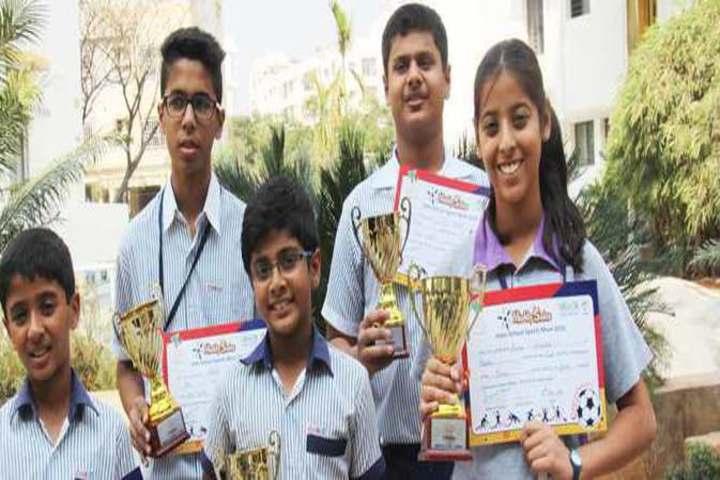 CHIREC International School-Award Ceremony