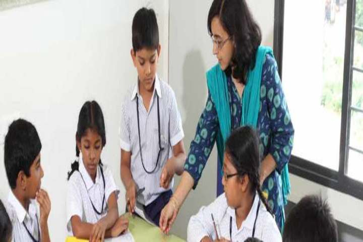 CHIREC International School-Learning Activity
