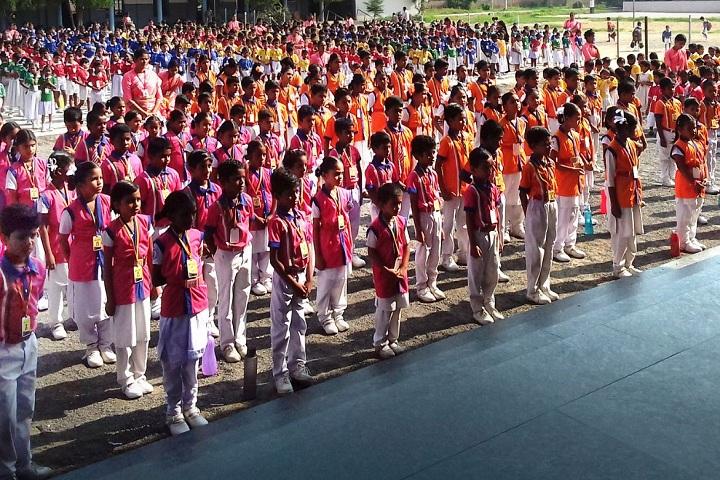 Marymatha English Medium High School-Assembly