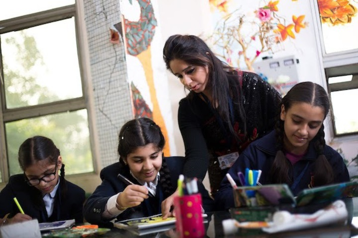 Cambridge International Foundation School-Craft