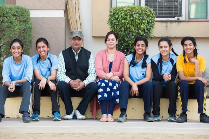 Cambridge International Foundation School-faculty