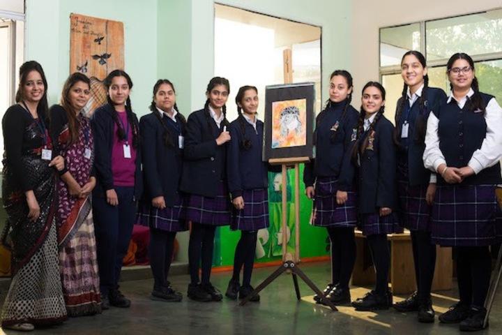 Cambridge International Foundation School-Students