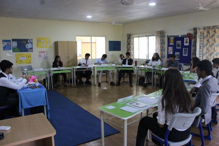 Canadian International School-Classroom