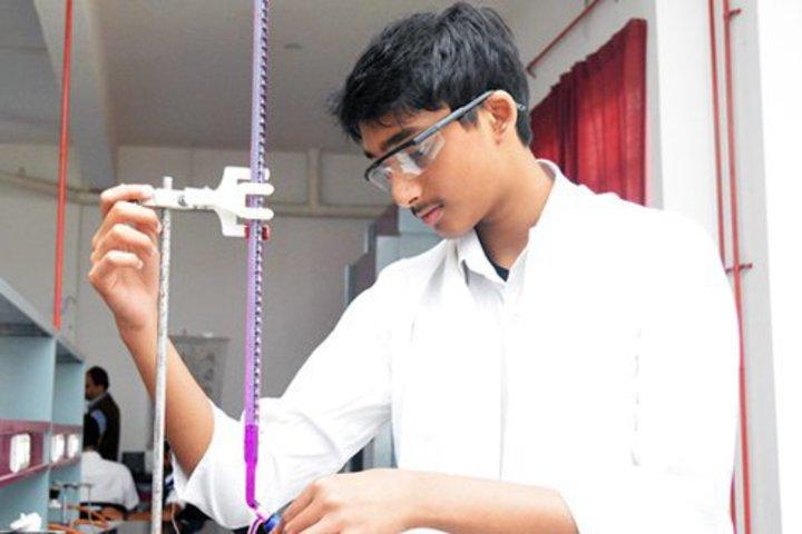 Candor International School-Labs