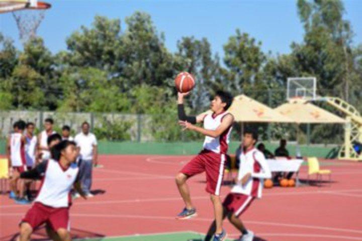 Candor International School-Sports