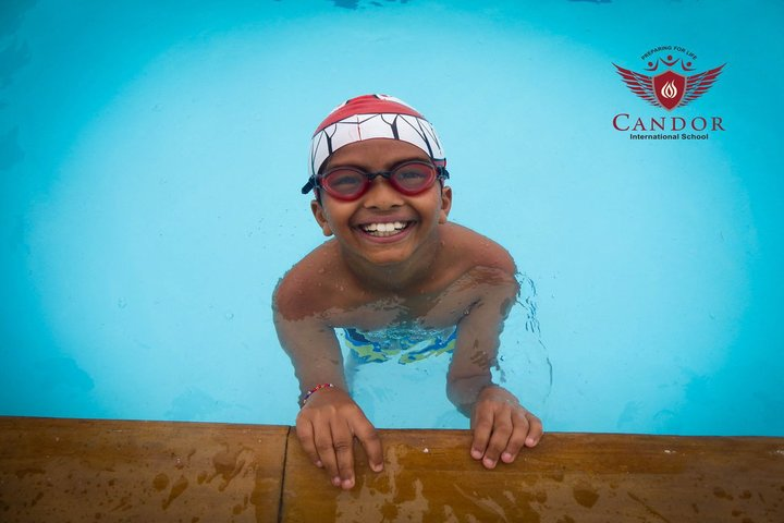 Candor International School-Swimming Pool