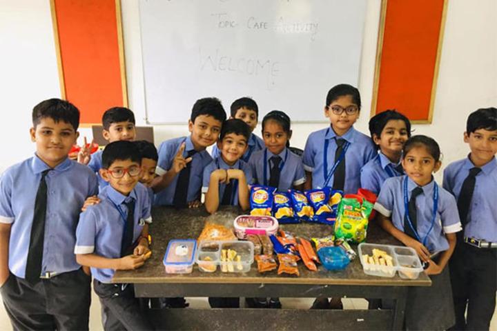 Prudence International School-Food Fest