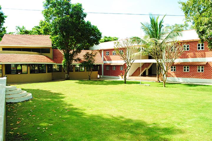 Prudence International School-Garden