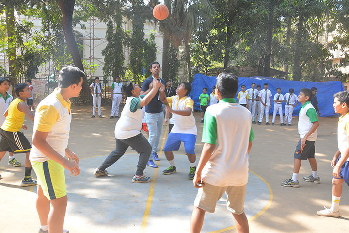Christ Church School-Volleyball