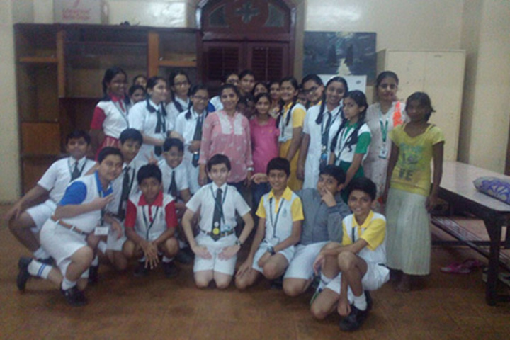 Christ Church School-Class