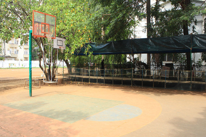Christ Church School-Basketball