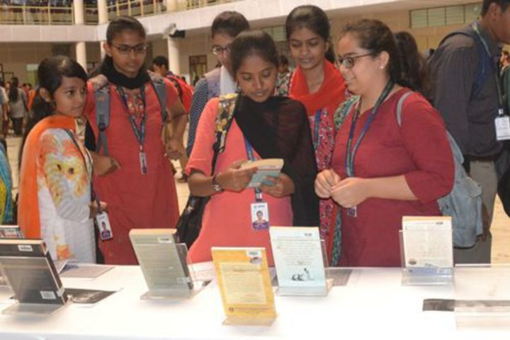 Christ Junior College-Exhibition