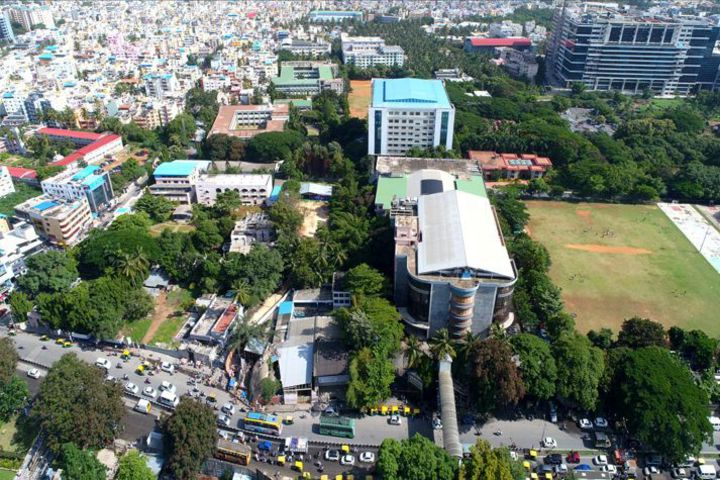 Christ Junior College-Campus View