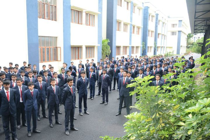 Christ Junior College-Assembly