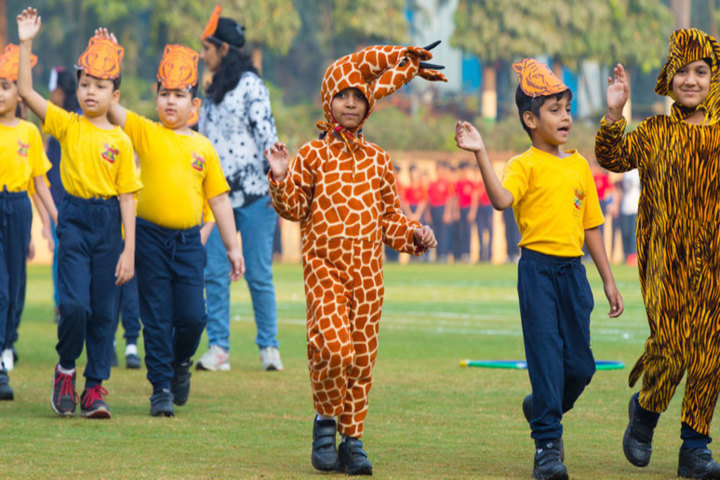 D Y Patil International School-Event