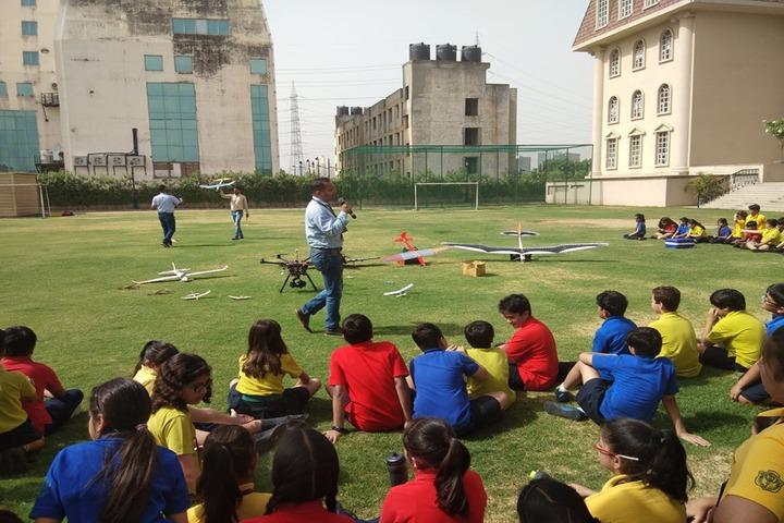 DPS International-Play Ground