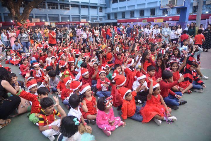 Don Bosco International School-Christmas