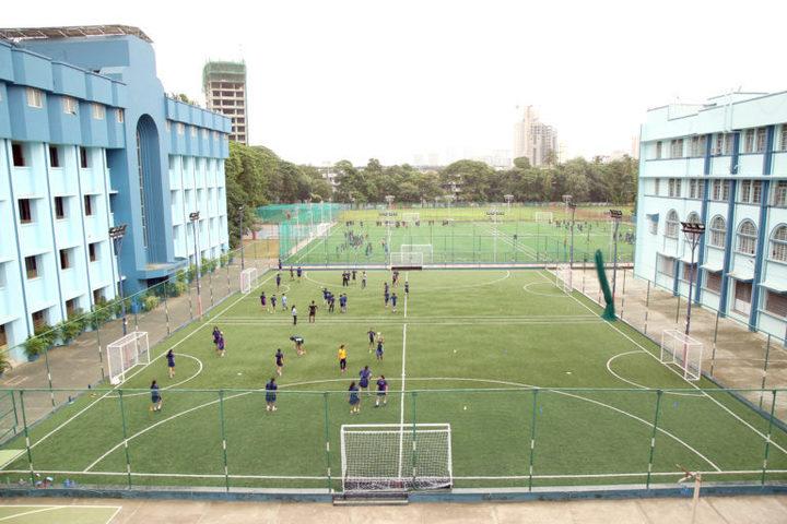 Don Bosco International School-Playground