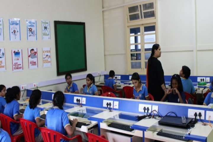 Don Bosco International School-Computer Lab