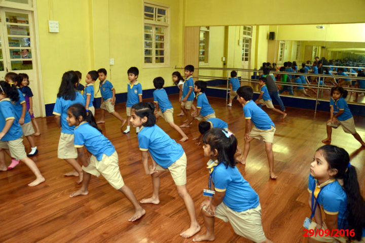 Don Bosco International School-training