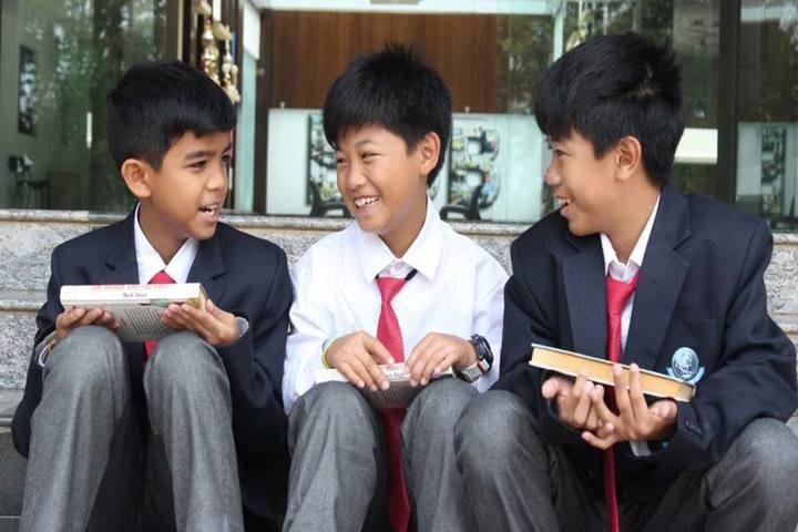 Ebenezer International School-Students of Lower School
