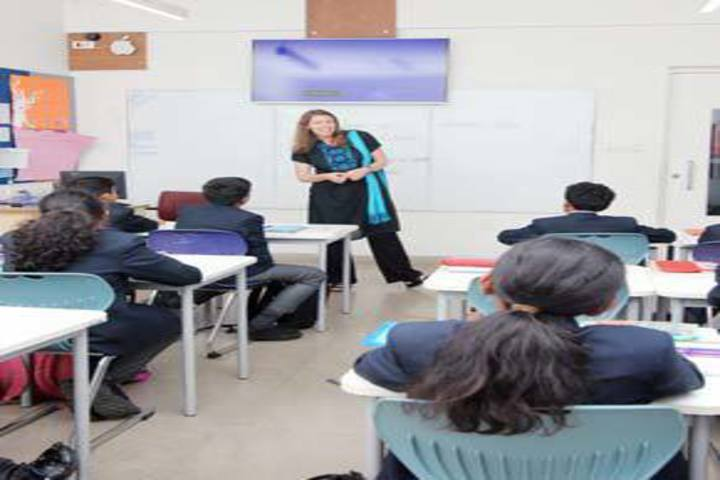Ebenezer International School-Class Room